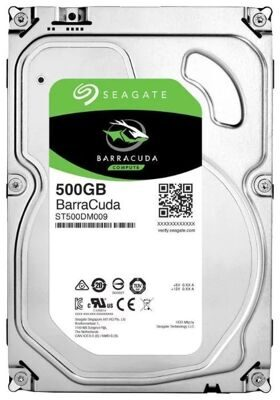 Жесткий диск Seagate BarraCuda [ST500DM009]